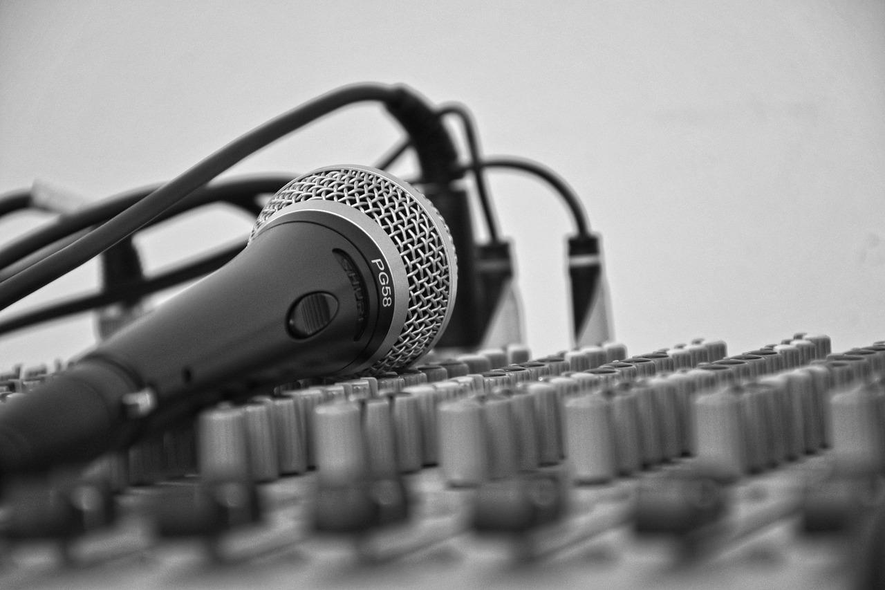 dystrybucja muzyki