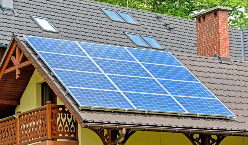 panele solarne